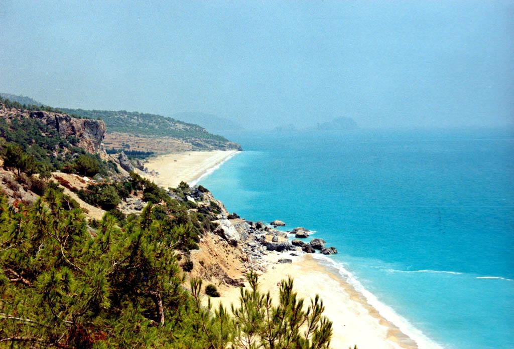 Cap Anamur Türkei